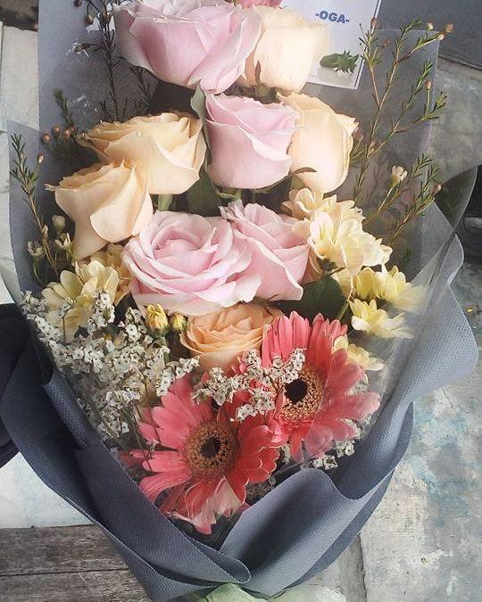 Buket Bunga Tangan Balikpapan