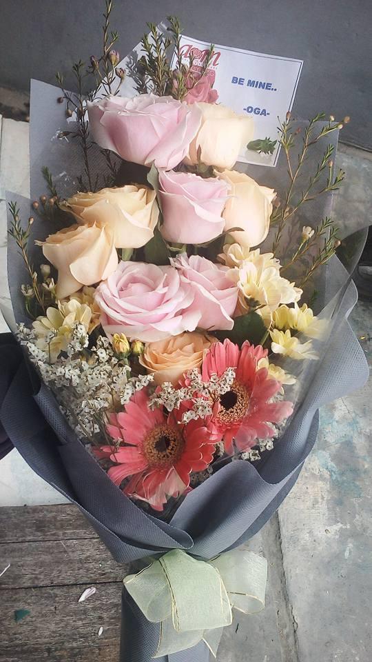 Bunga Tangan Balikpapan