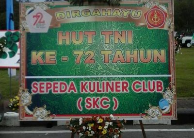 Papan Ucapan HUT